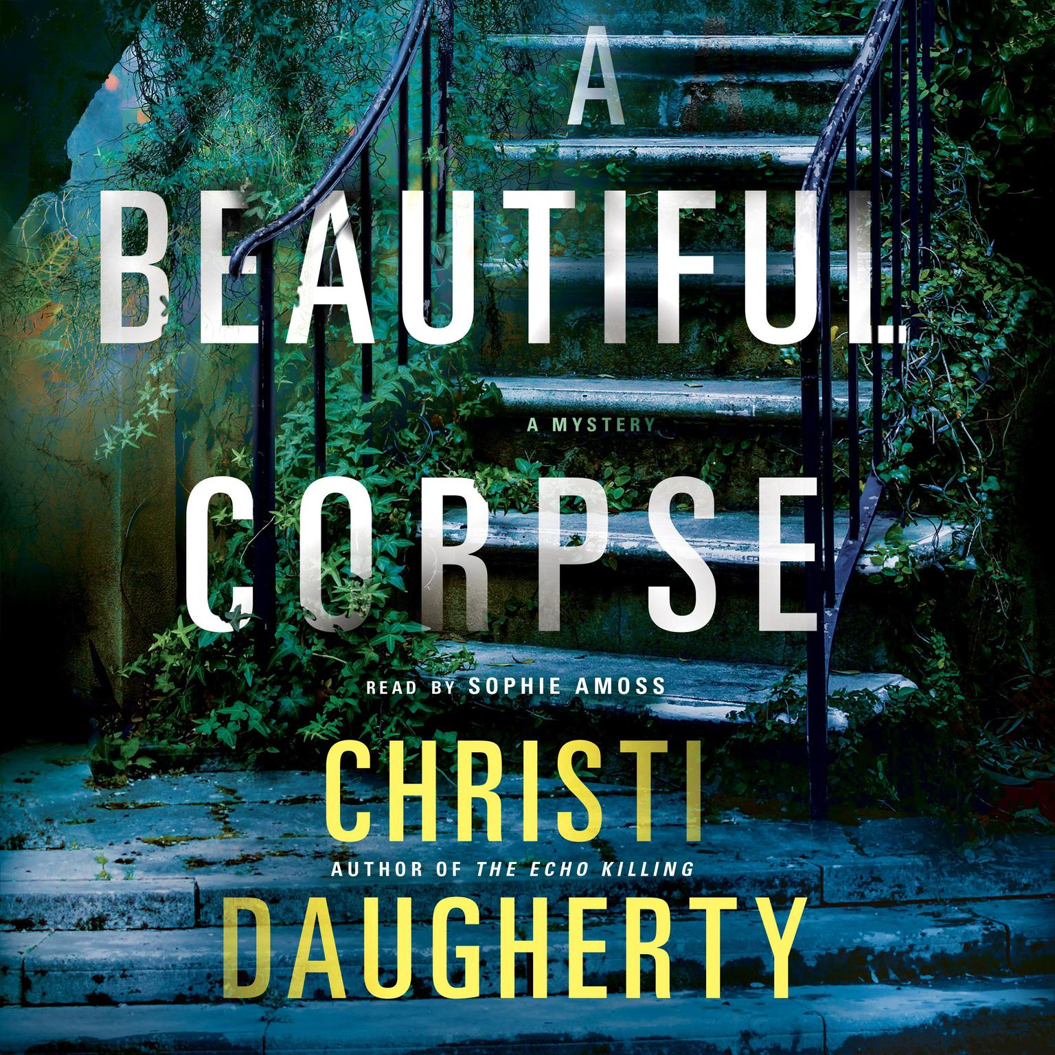 Printable A Beautiful Corpse: A Harper McClain Mystery Audiobook Cover Art