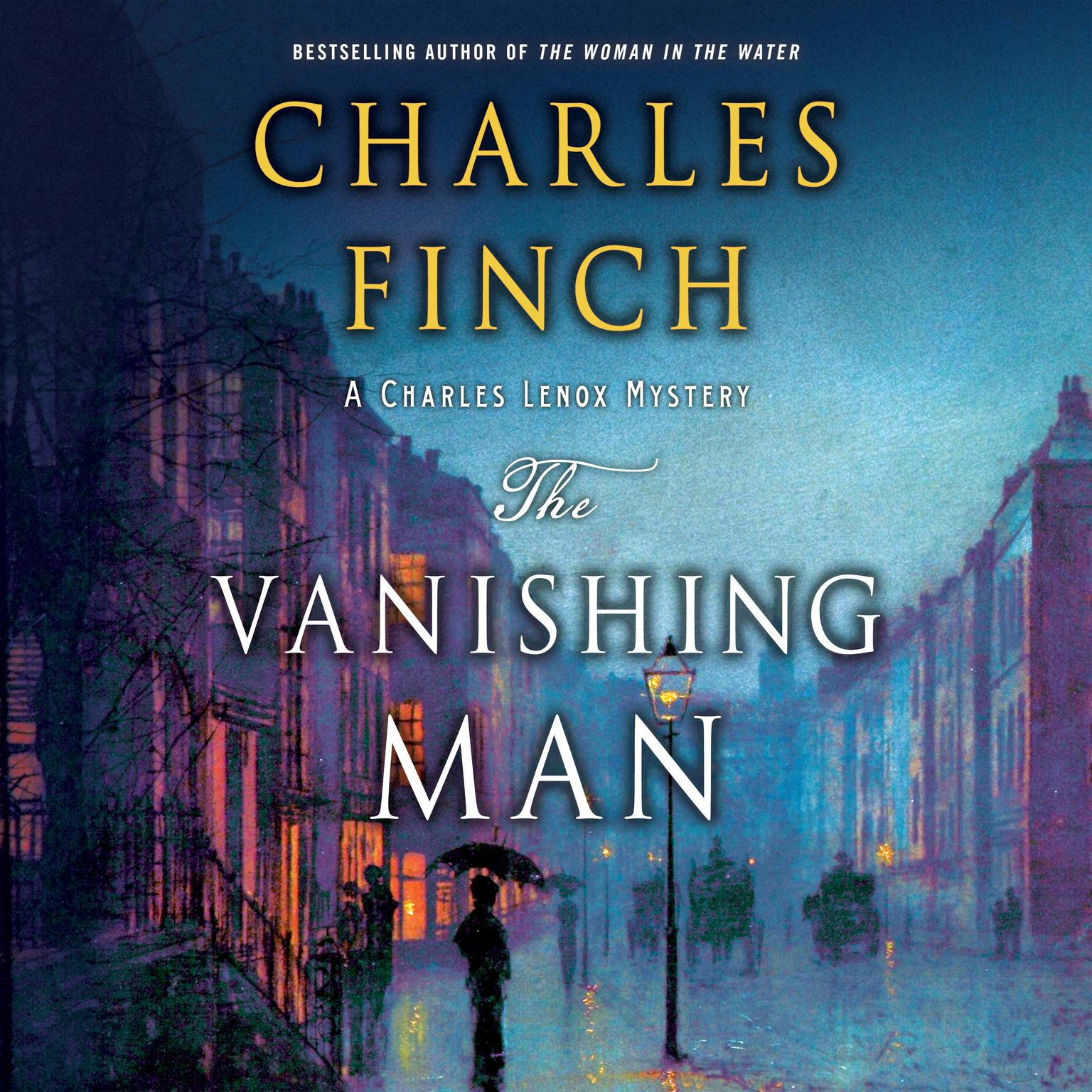 Printable The Vanishing Man: A Prequel to the Charles Lenox Series Audiobook Cover Art