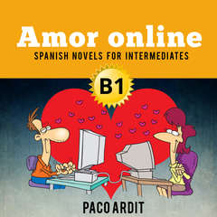 Amor online Audiobook, by Paco Ardit