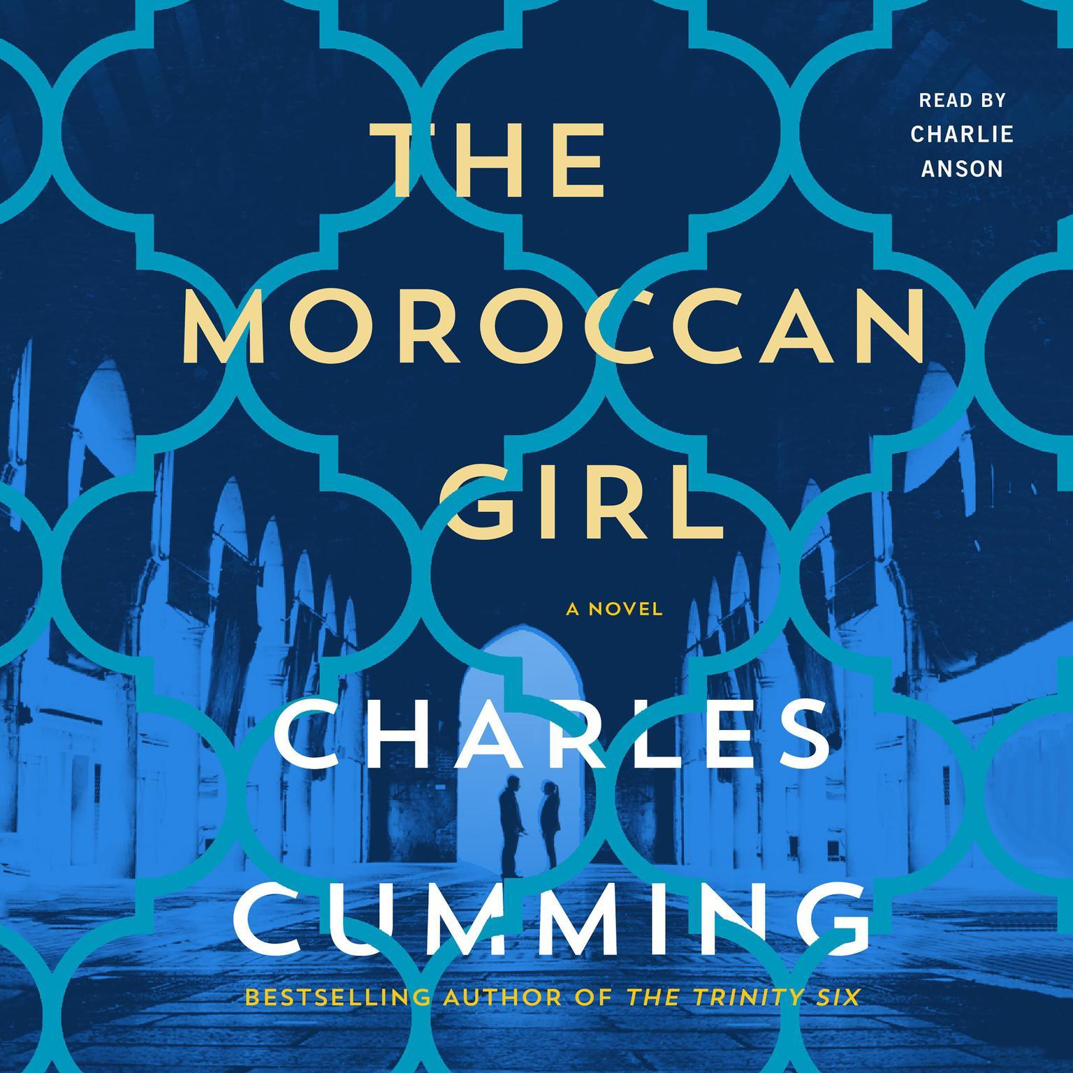 Printable The Moroccan Girl: A Novel Audiobook Cover Art