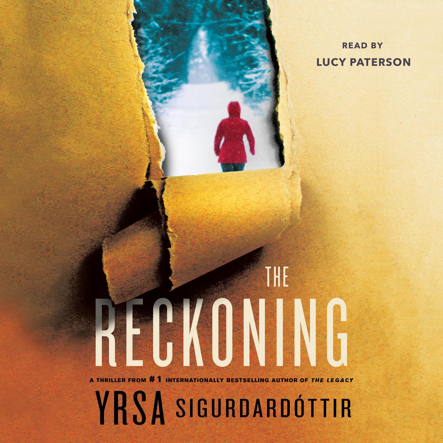 Printable The Reckoning: A Thriller Audiobook Cover Art