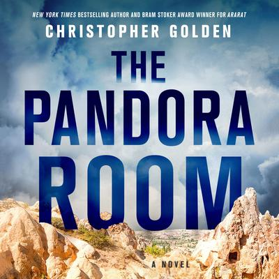The Pandora Room: A Novel Audiobook, by Christopher Golden