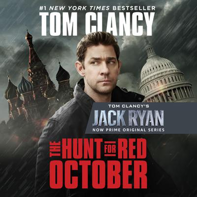 The Hunt for Red October Audiobook, by Tom Clancy