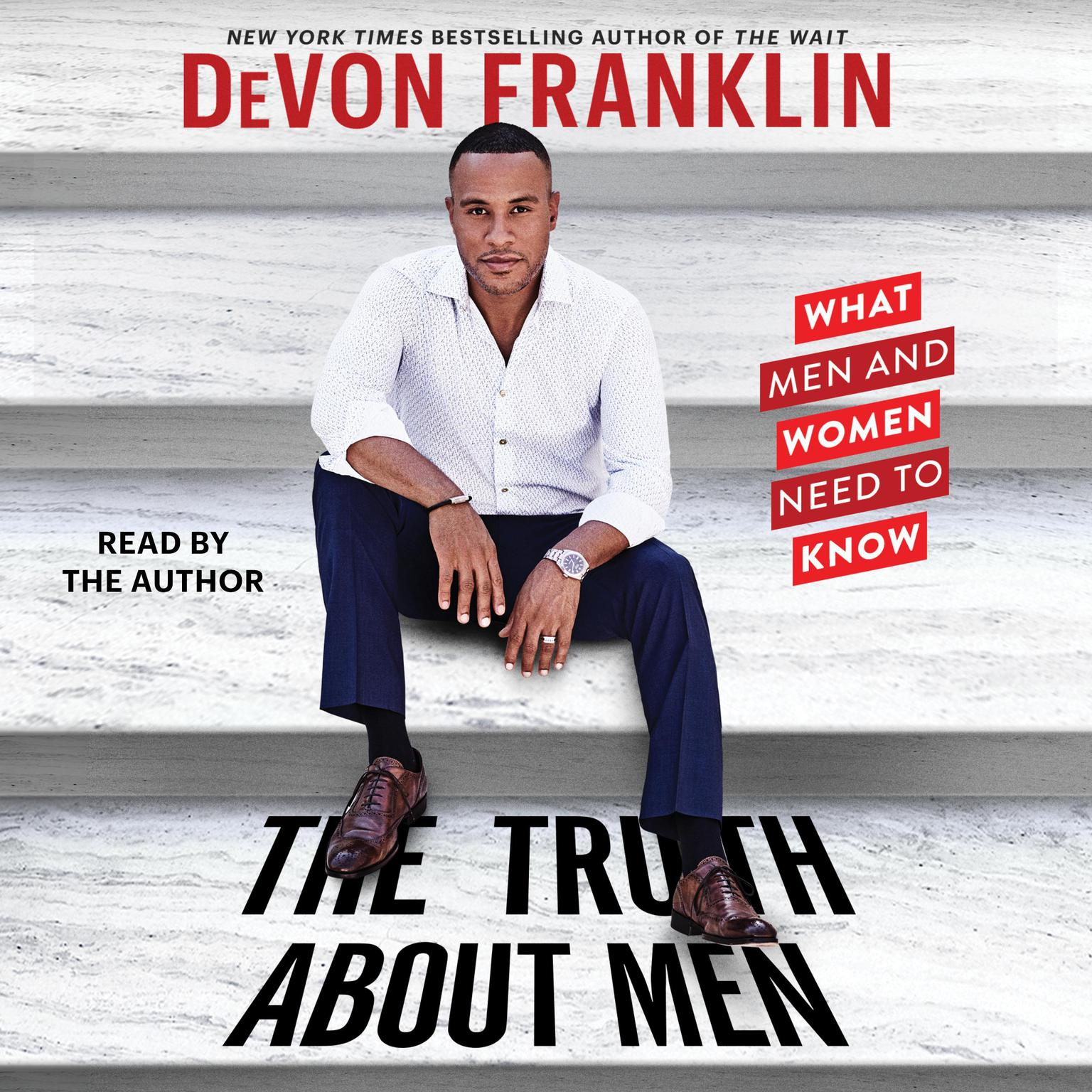 Printable The Truth about Men Audiobook Cover Art