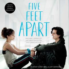 Five Feet Apart Audiobook, by Rachael Lippincott