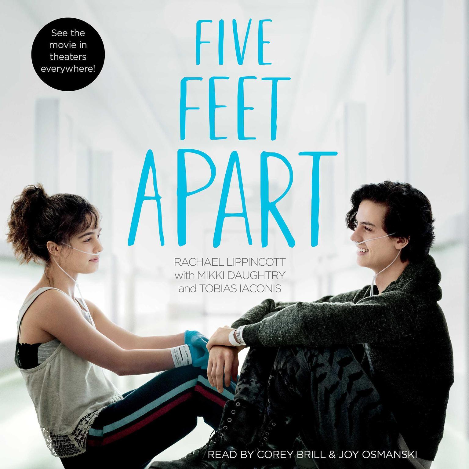 Printable Five Feet Apart Audiobook Cover Art