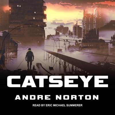 Catseye Audiobook, by Andre Norton