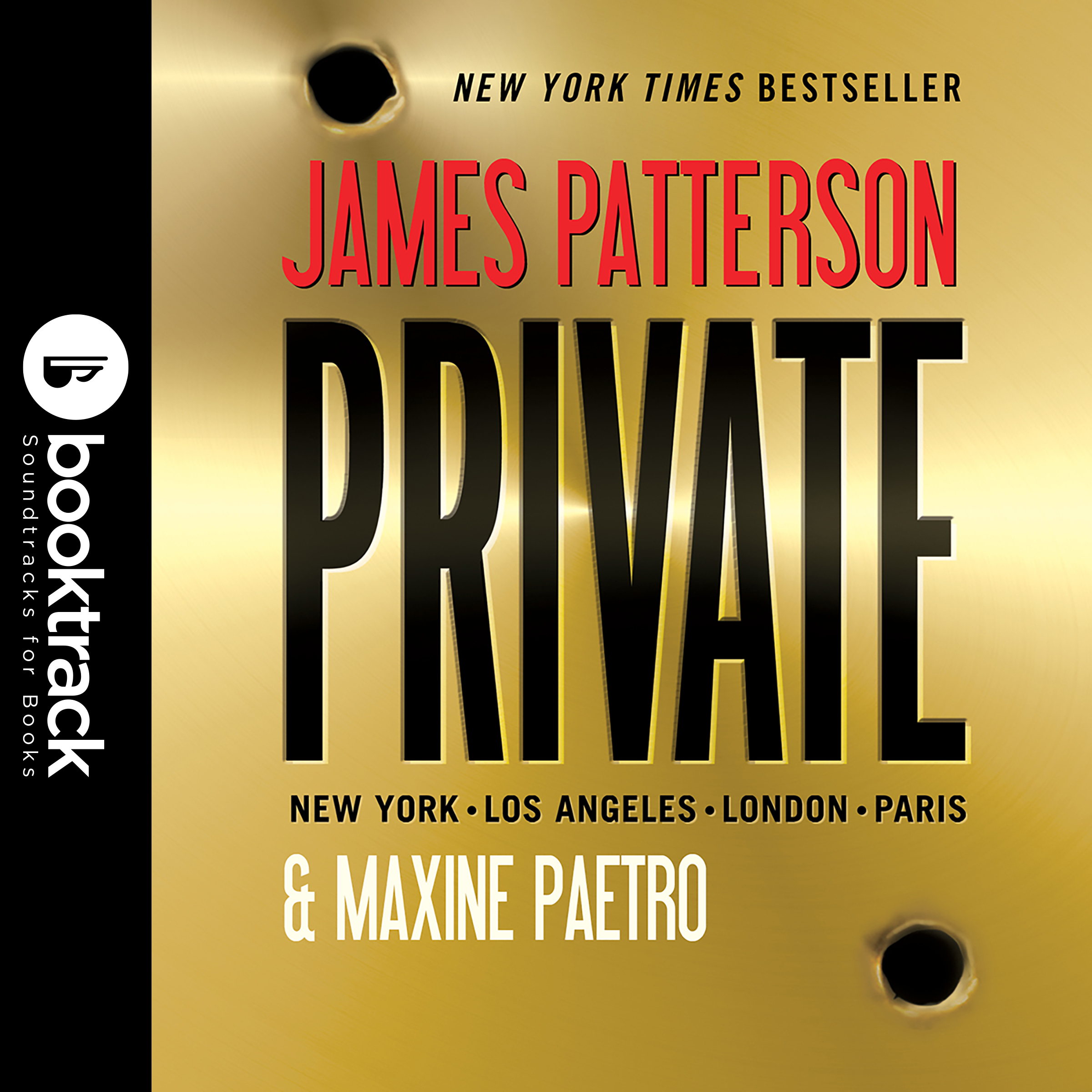 Printable Private: Booktrack Edition Audiobook Cover Art