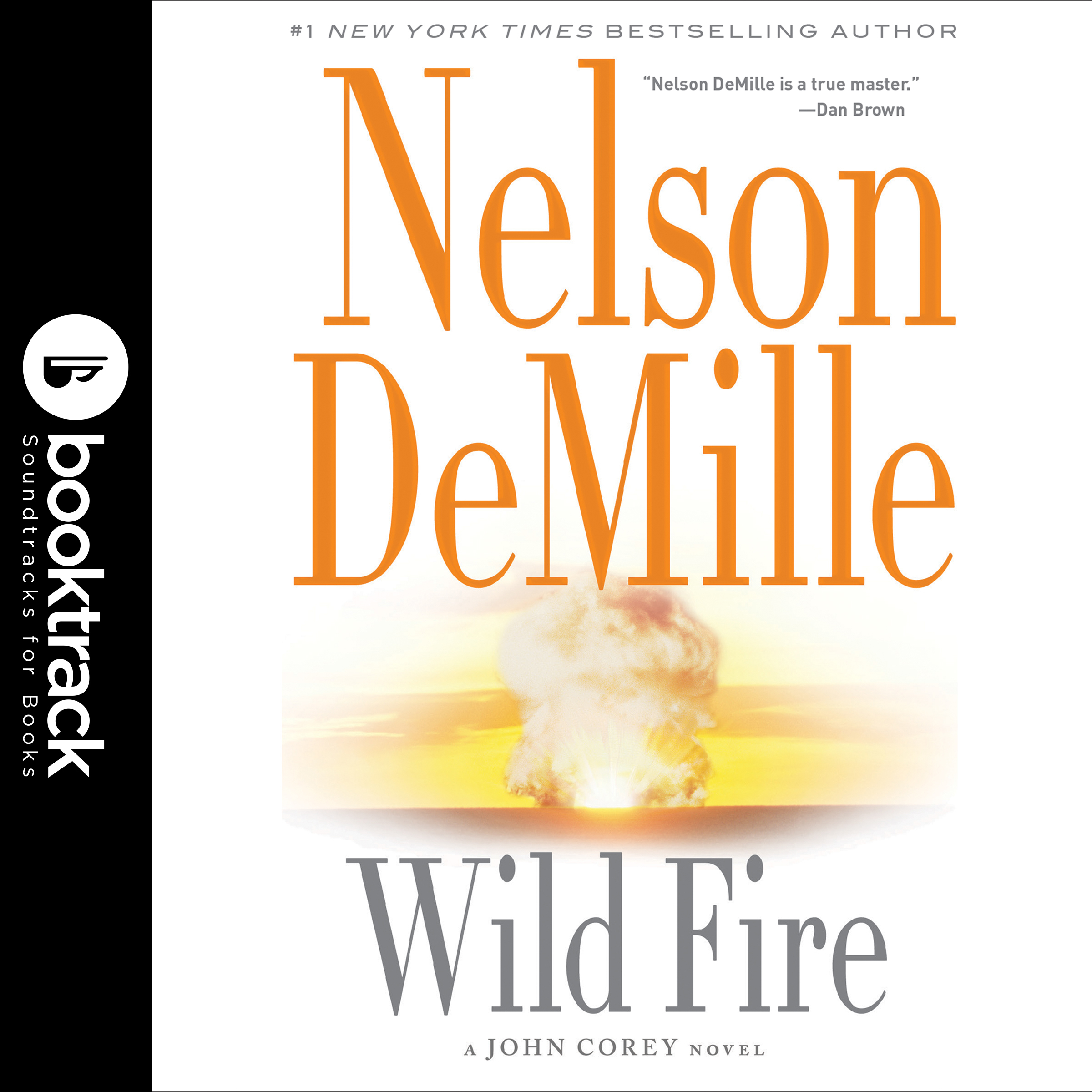 Printable Wild Fire: Booktrack Edition Audiobook Cover Art