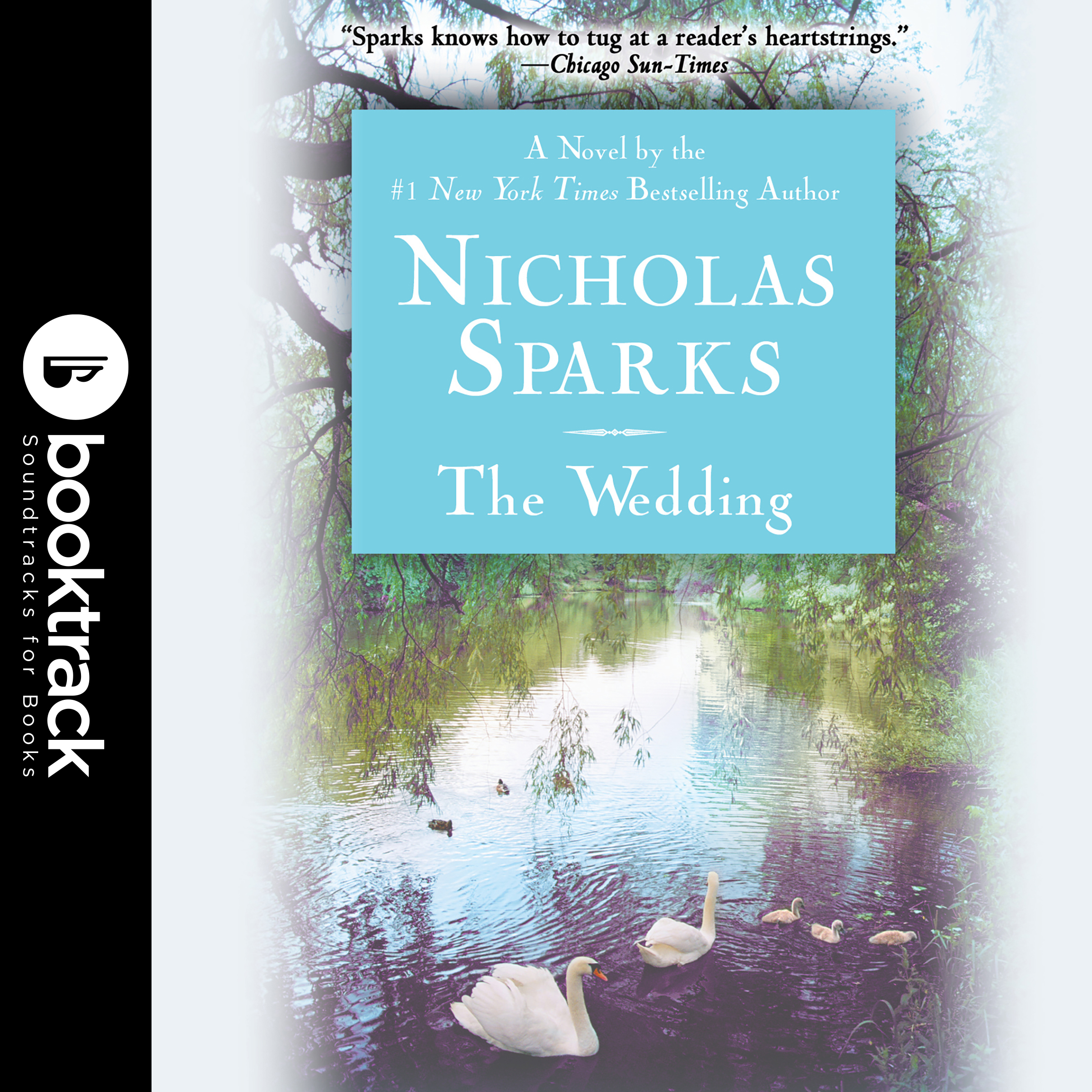 Printable The Wedding: Booktrack Edition Audiobook Cover Art