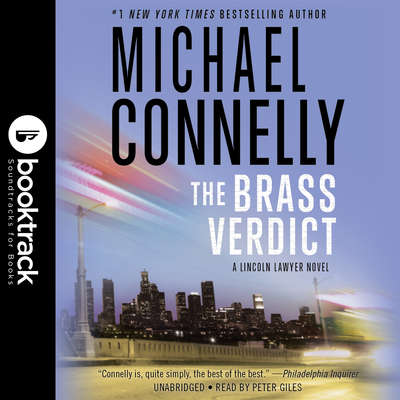 The Brass Verdict: A Novel: Booktrack Edition Audiobook, by