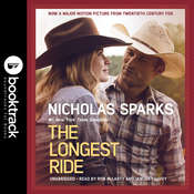 The Longest Ride: Bookrack  Edition Audiobook, by Nicholas Sparks