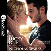 The Lucky One: Booktrack Edition Audiobook, by Nicholas Sparks