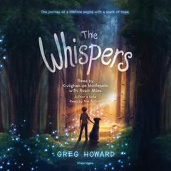 The Whispers Audiobook, by Greg Howard