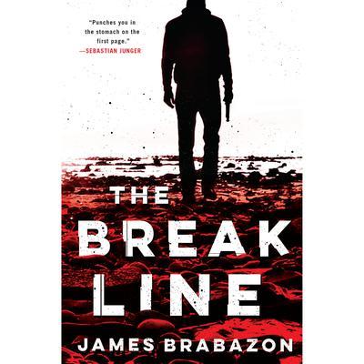 The Break Line Audiobook, by James Brabazon