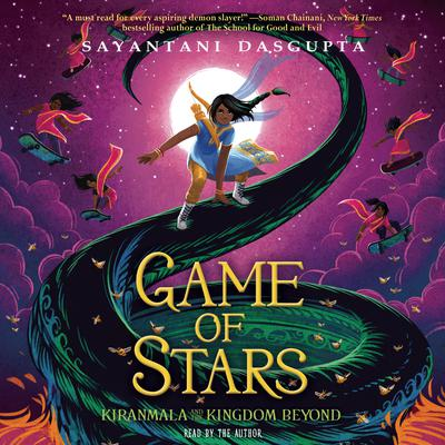 Game of Stars Audiobook, by