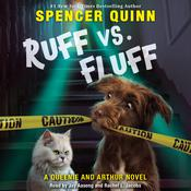 Ruff vs. Fluff Audiobook, by Spencer Quinn