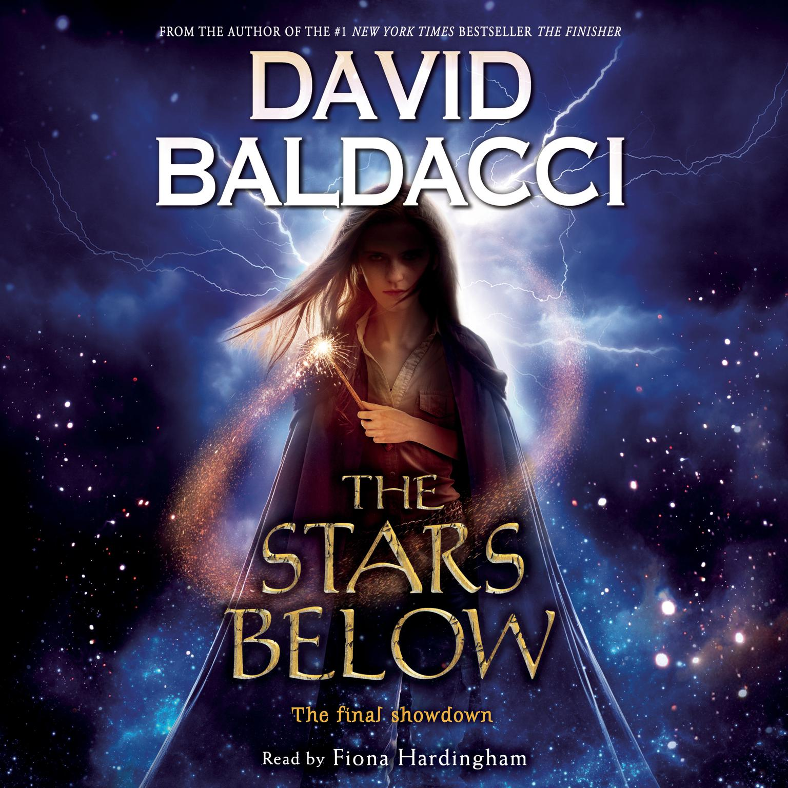Printable The Stars Below Audiobook Cover Art