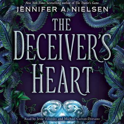 The Deceiver's Heart Audiobook, by Jennifer A. Nielsen