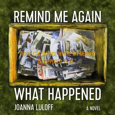 Remind Me Again What Happened Audiobook, by Joanna Luloff
