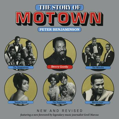The Story of Motown Audiobook, by Peter Benjaminson