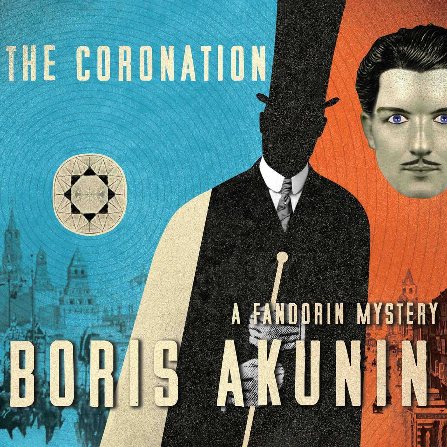 Printable The Coronation: A Fandorin Mystery Audiobook Cover Art