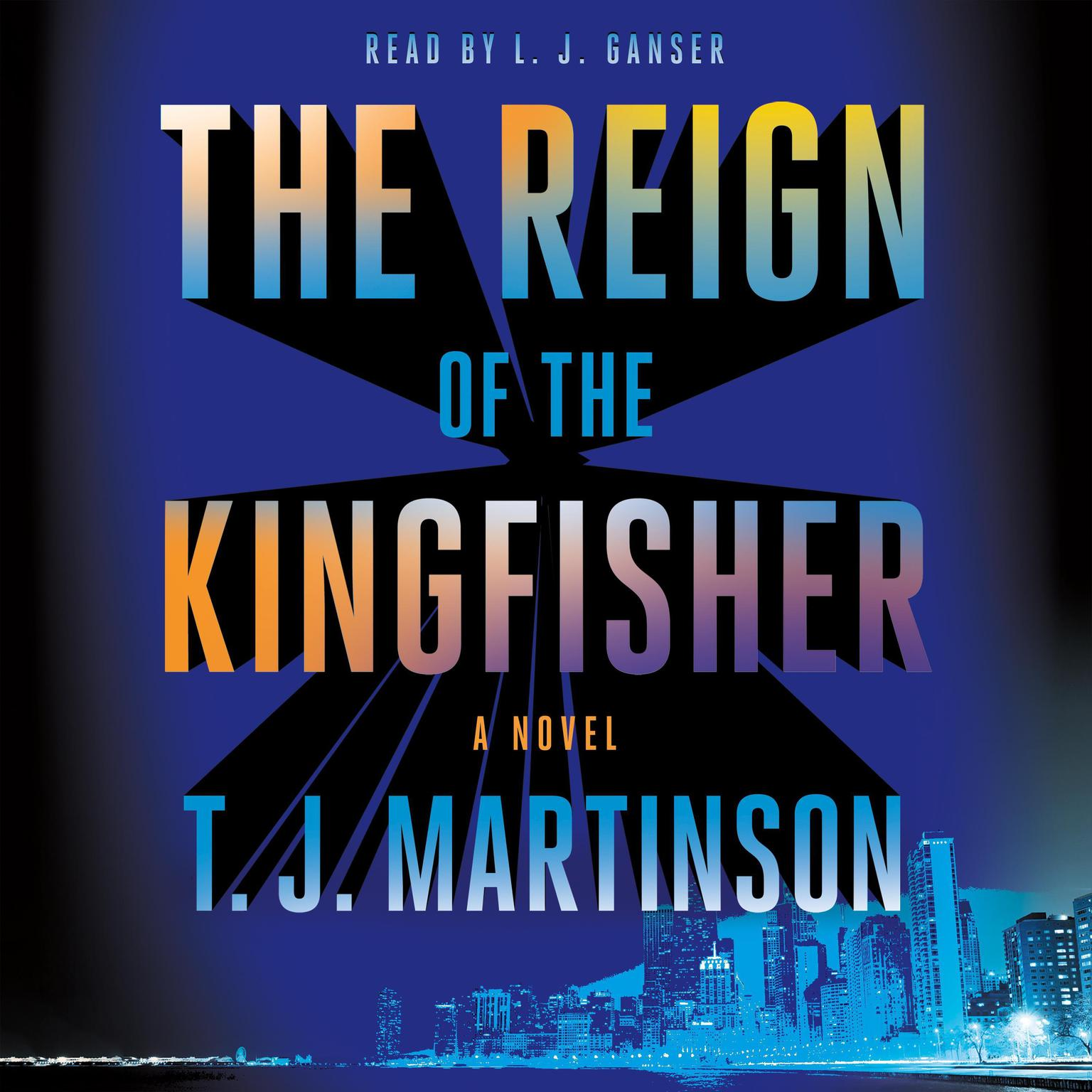 Printable The Reign of the Kingfisher: A Novel Audiobook Cover Art