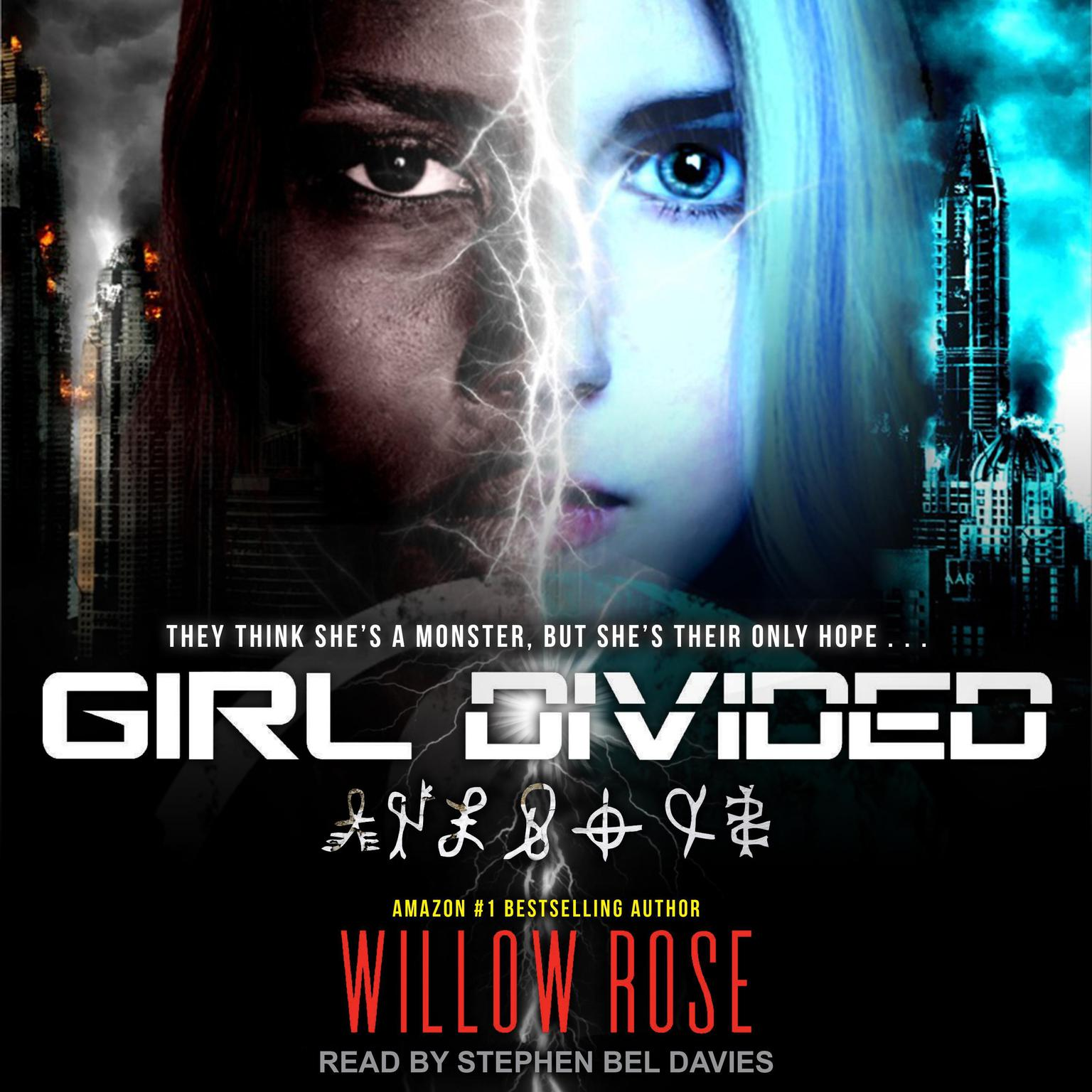 Girl Divided Audiobook, by Willow Rose