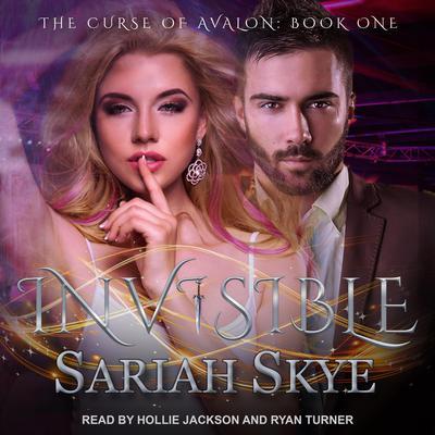 Invisible Audiobook, by Sariah Skye