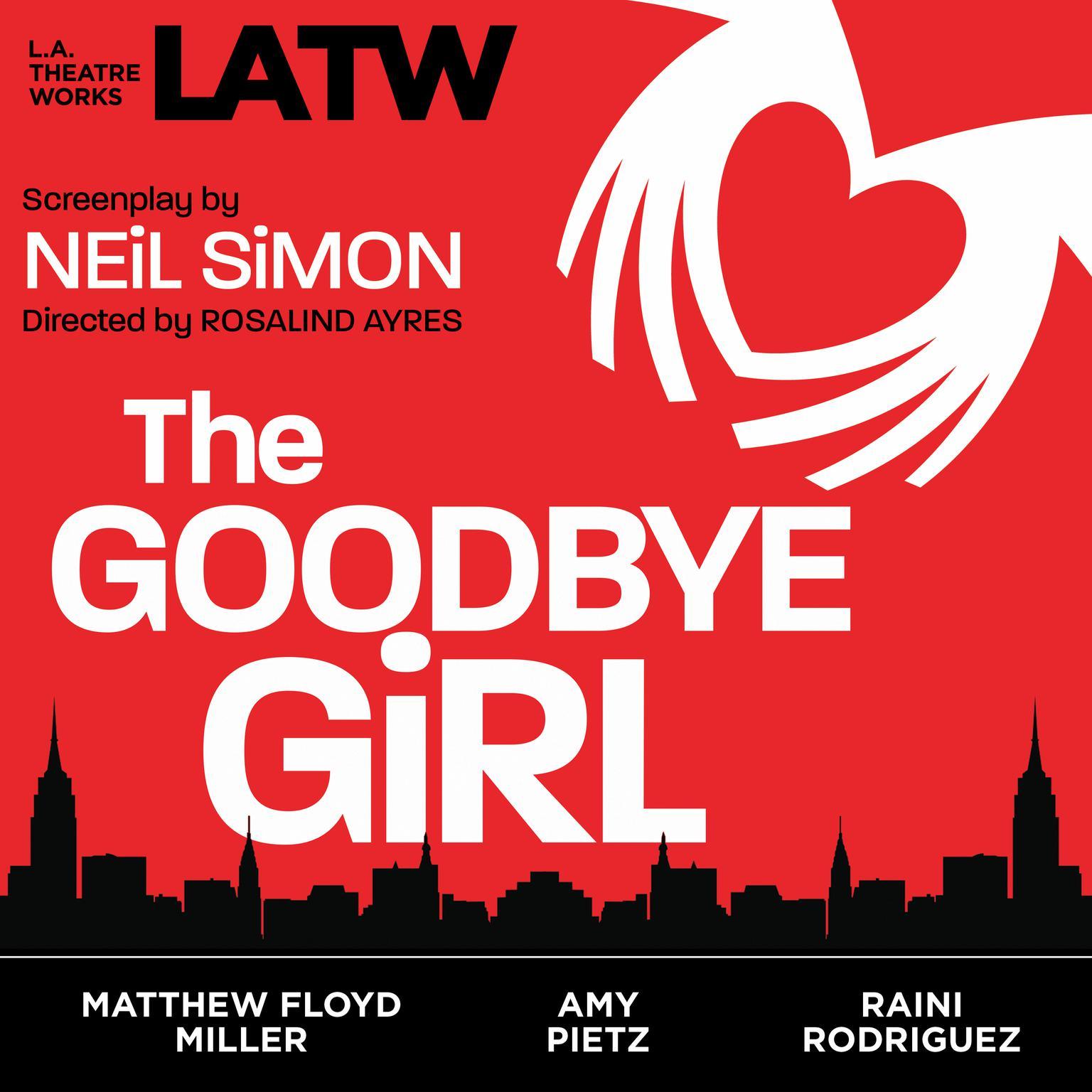 Printable The Goodbye Girl Audiobook Cover Art