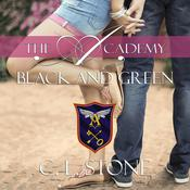 Black and Green Audiobook, by C. L. Stone