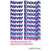 Never Enough: The Neuroscience and Experience of Addiction Audiobook, by Judith Grisel