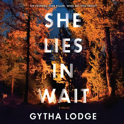 She Lies in Wait: A Novel Audiobook, by Gytha Lodge