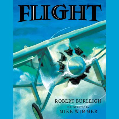 Flight Audiobook, by Robert Burleigh