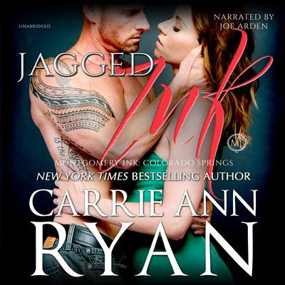 Jagged Ink Audiobook, by Carrie Ann Ryan