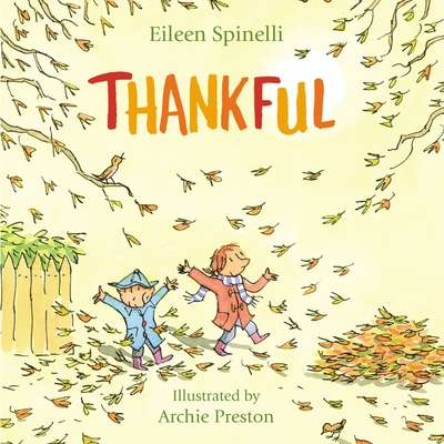 Thankful Audiobook, by Eileen Spinelli