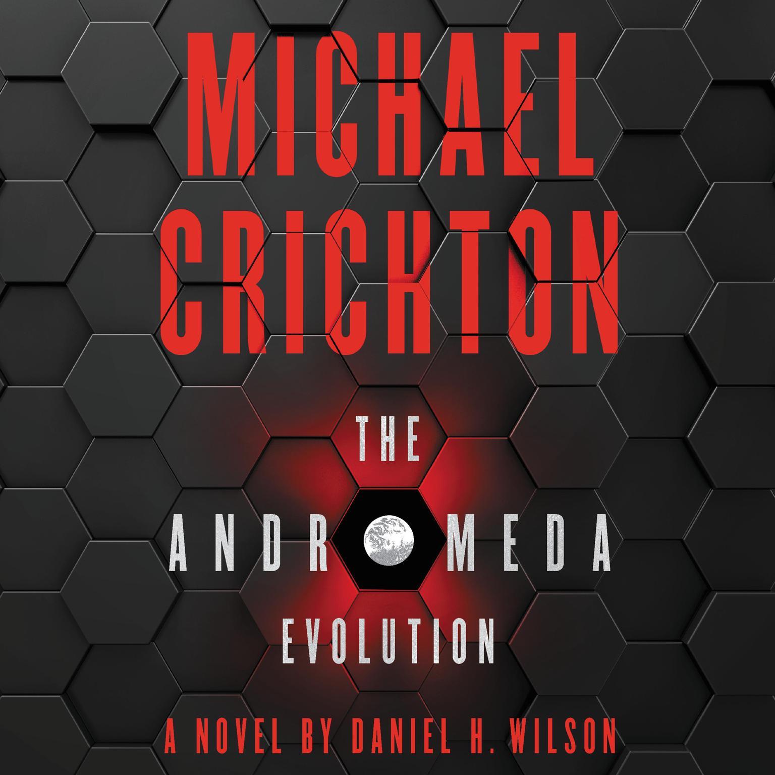 Printable The Andromeda Evolution Audiobook Cover Art