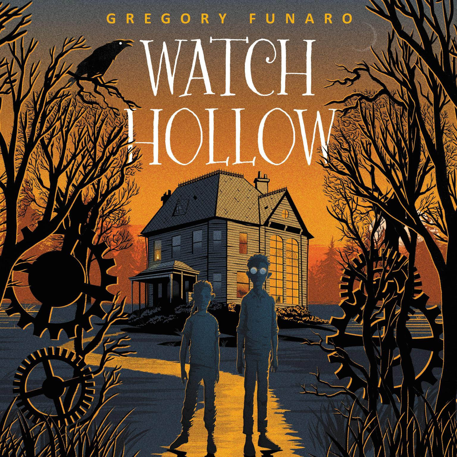 Printable Watch Hollow Audiobook Cover Art