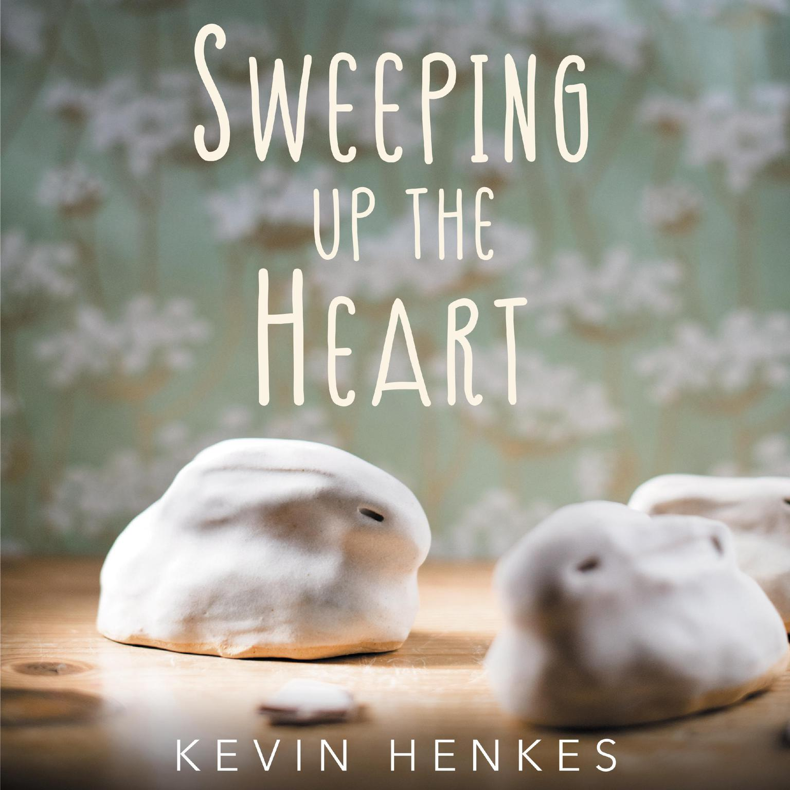 Printable Sweeping Up the Heart Audiobook Cover Art