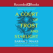 A Court of Frost and Starlight Audiobook, by Sarah J. Maas