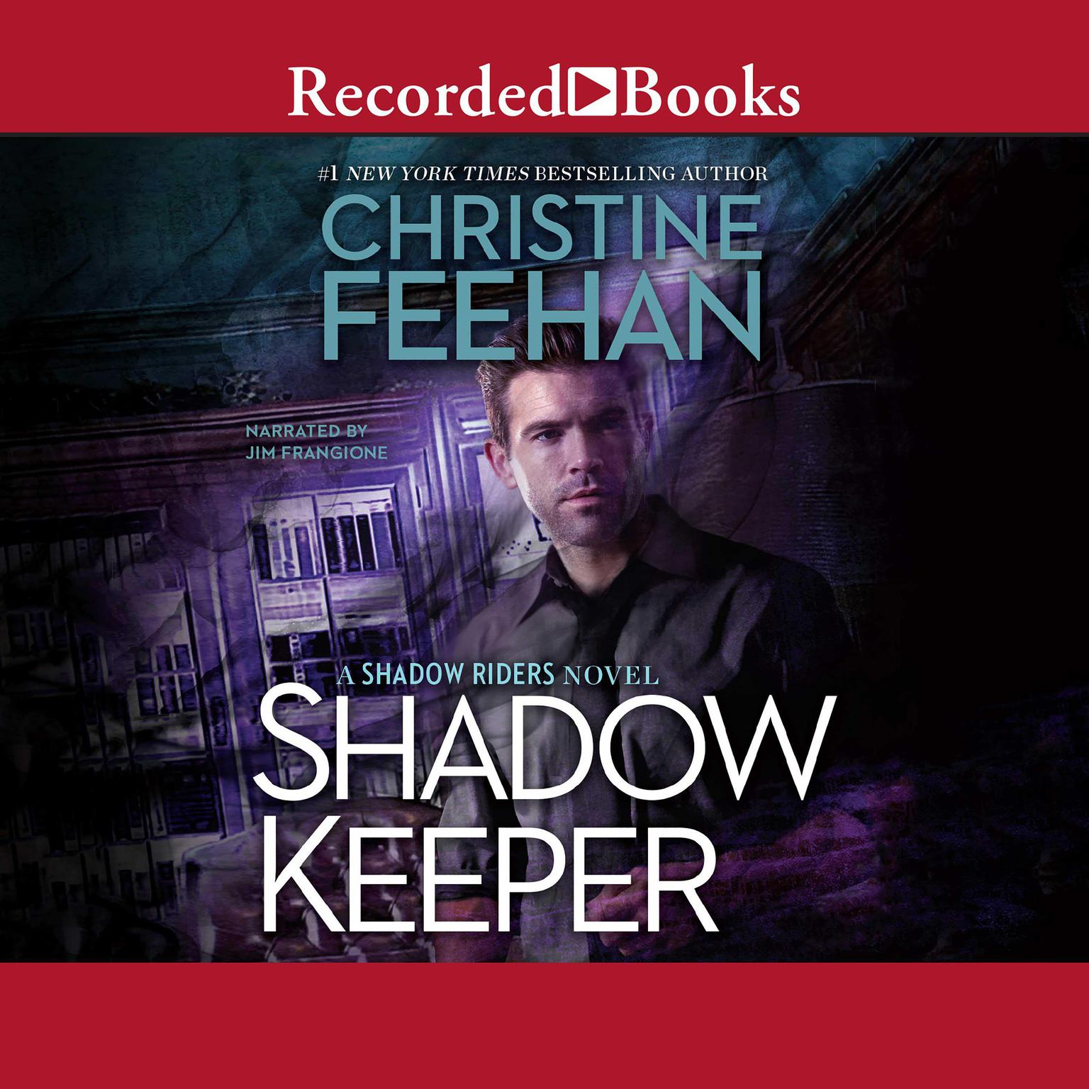 Printable Shadow Keeper Audiobook Cover Art