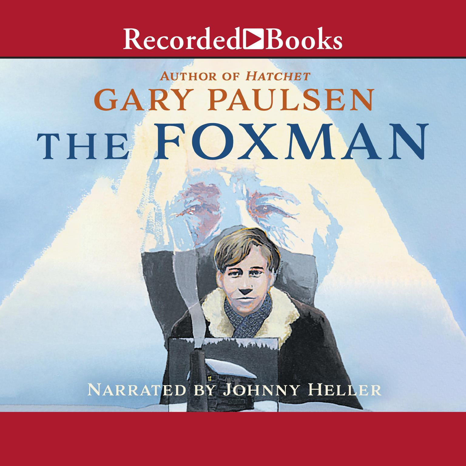 Printable The Foxman Audiobook Cover Art