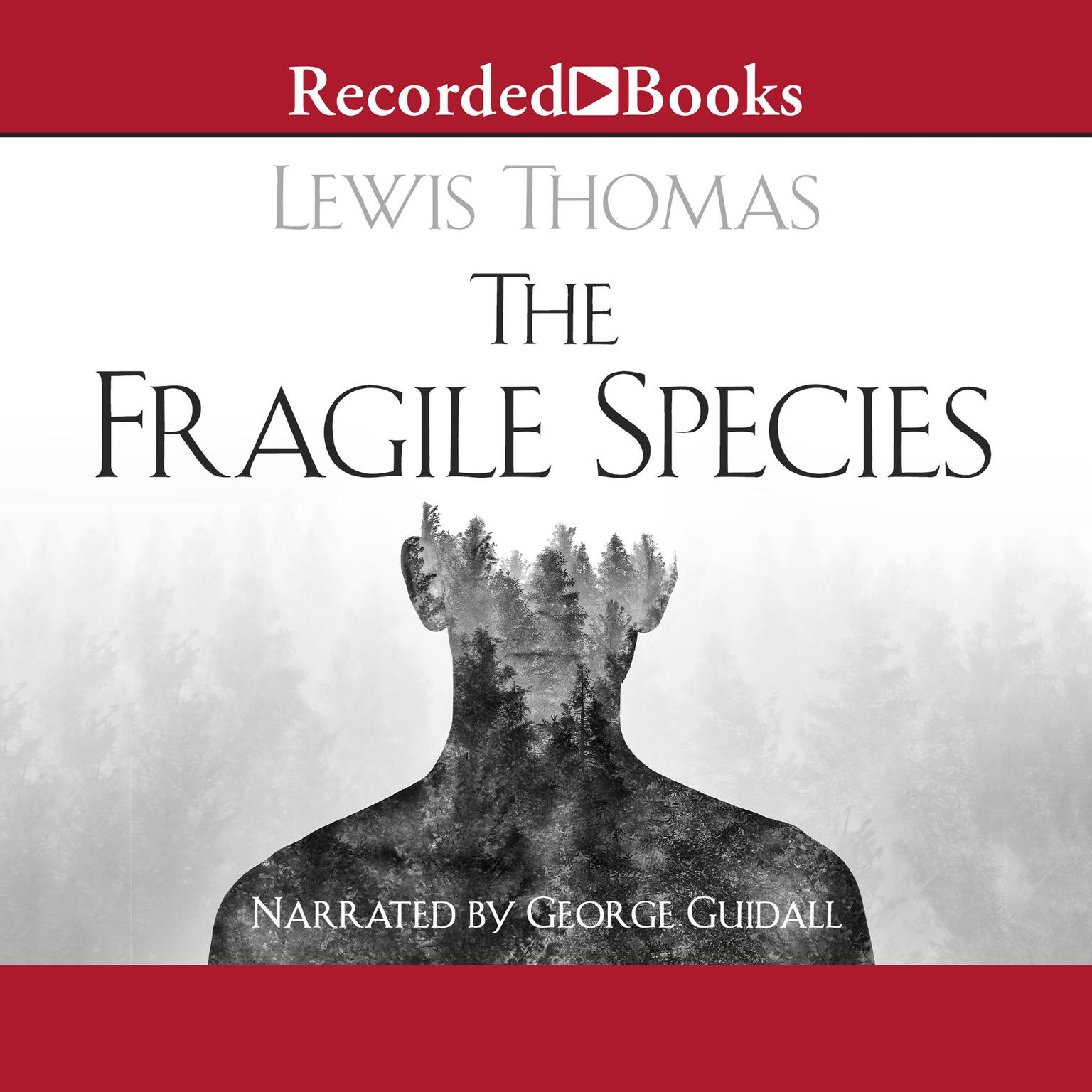 Printable The Fragile Species Audiobook Cover Art