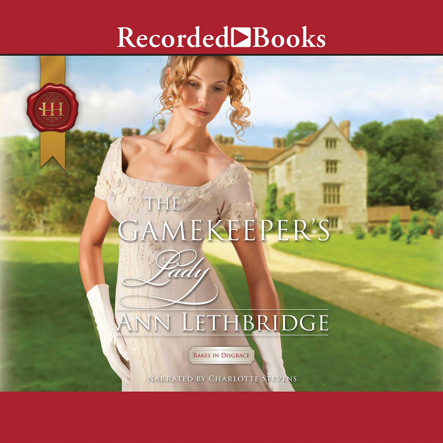 Printable The Gamekeeper's Lady Audiobook Cover Art