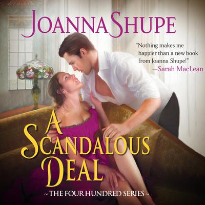 A Scandalous Deal: The Four Hundred Series Audiobook, by