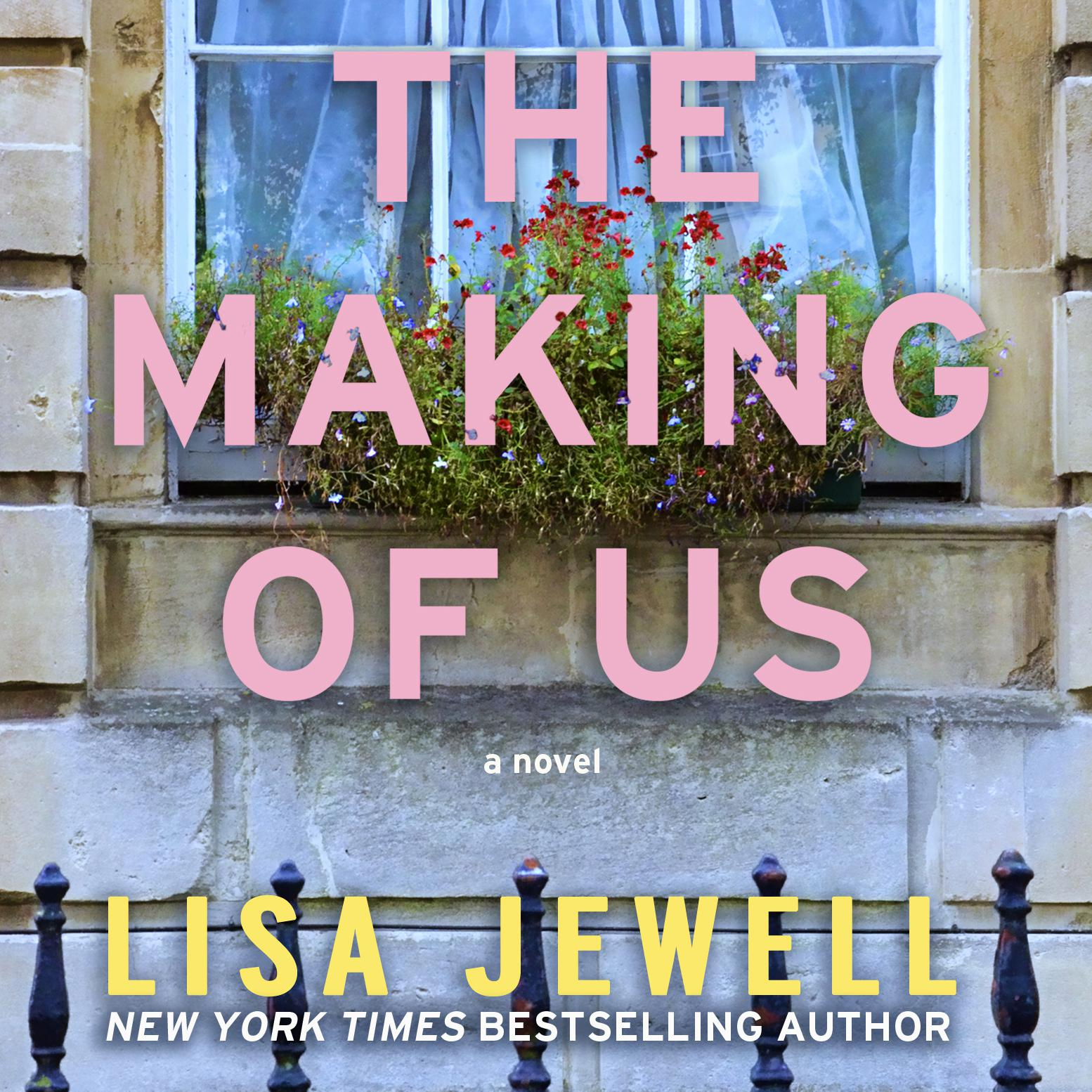 Printable The Making of Us: A Novel Audiobook Cover Art