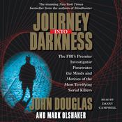 Journey into Darkness Audiobook, by John E. Douglas