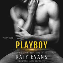 Playboy Audiobook, by Katy Evans