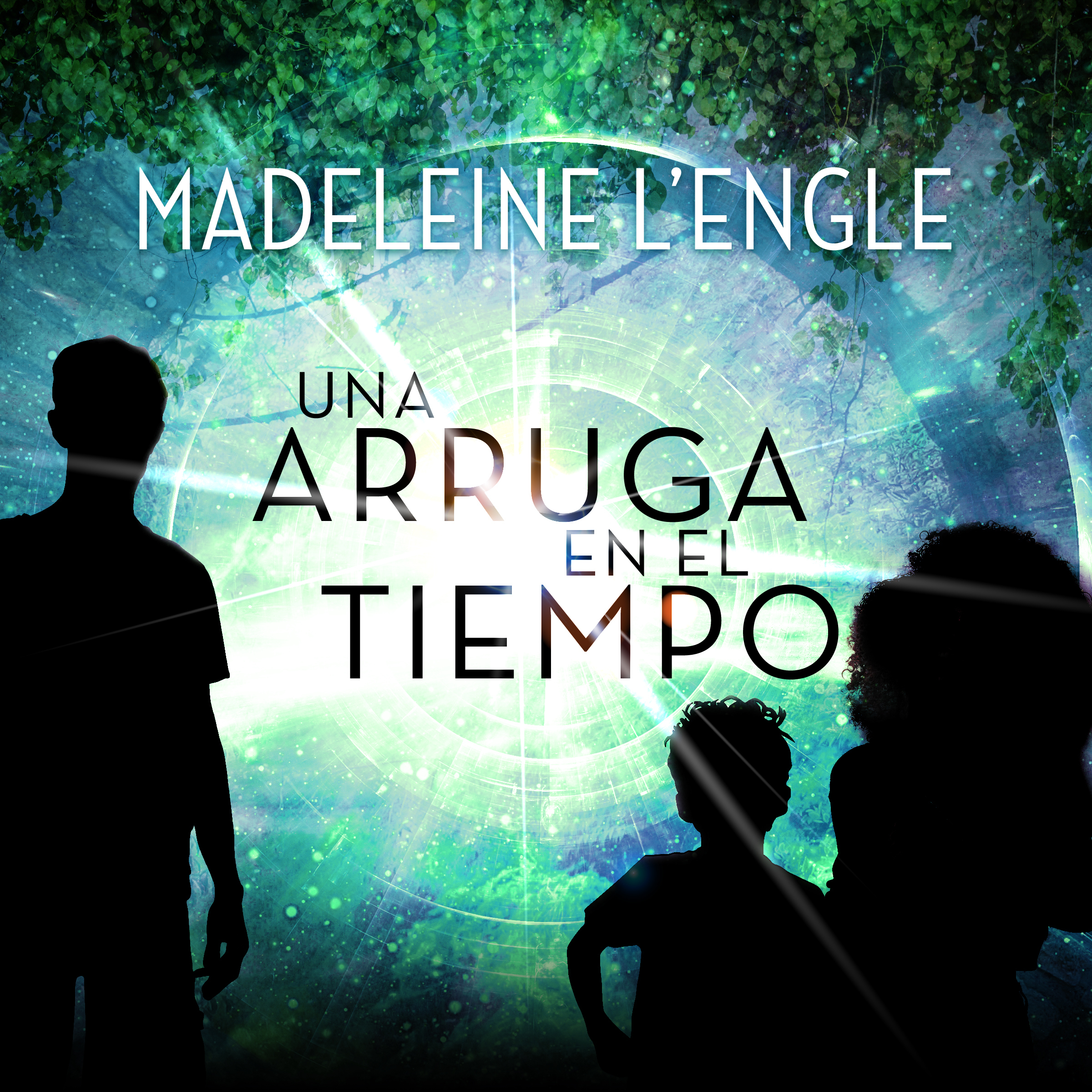 Printable Una Arruga en el Tiempo: (Spanish Edition) Audiobook Cover Art