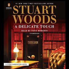 A Delicate Touch Audiobook, by Stuart Woods